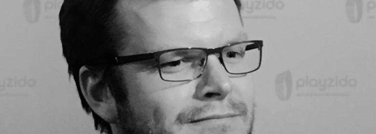Stuart Banks discusses 'Playzido'